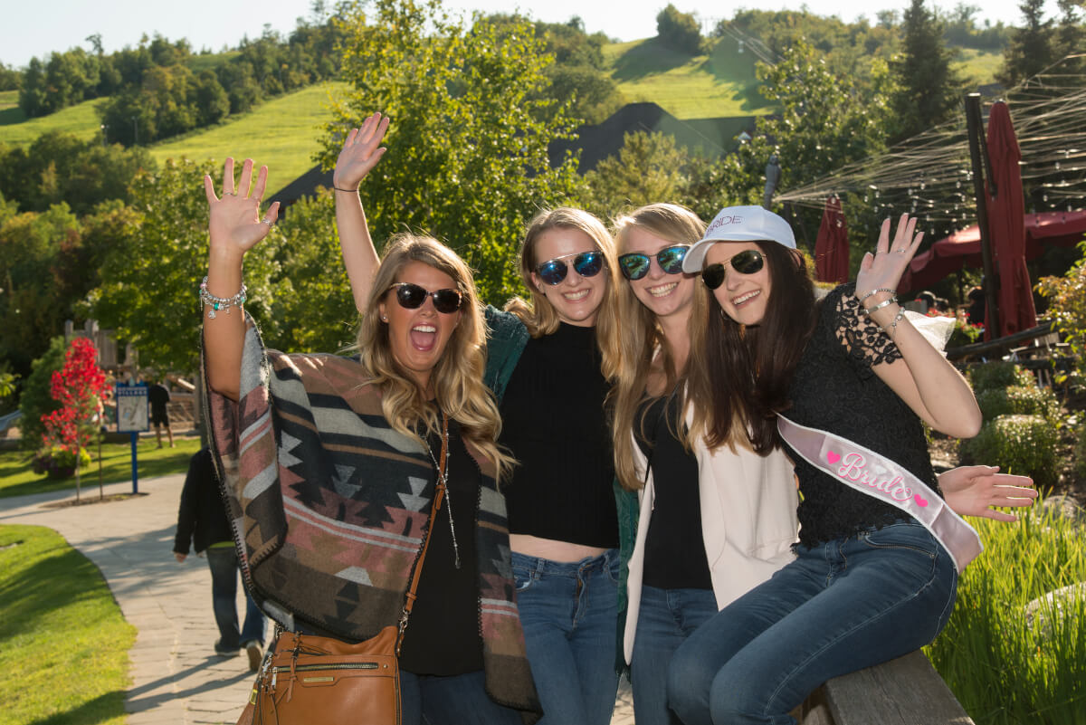 Guide To: Blue Mountain Bachelorette Party