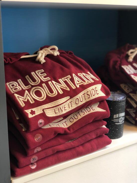 Blue Mountain Supply Co.